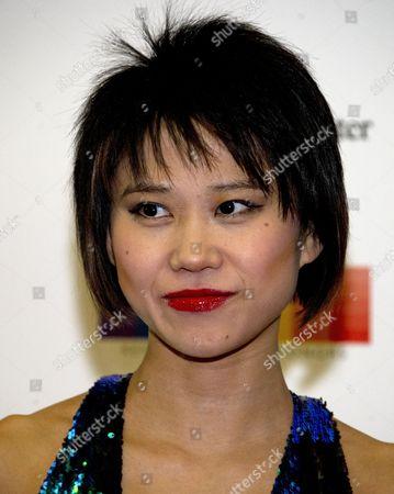 Chinese pianist Yuja Wang