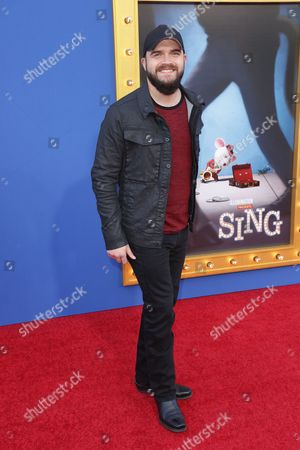 Editorial picture of 'Sing' film premiere, Los Angeles, USA - 03 Dec 2016