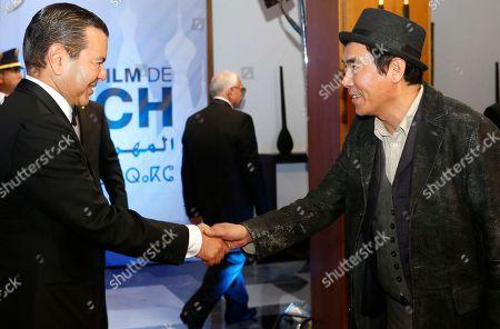 Editorial image of Film Festival, Marrakech, Morocco - 03 Dec 2016
