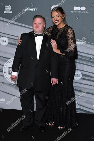 Stock Photo of Steven Brandon and Shana Swash