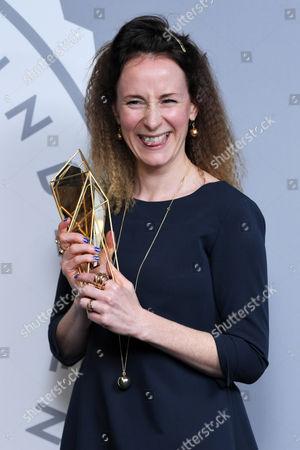 Editorial photo of British Independent Film Awards, Press Room, Old Billingsgate, London, UK - 04 Dec 2016