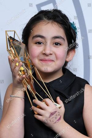 Avin Manshadi - Supporting Actress, 'Under The Shadow'