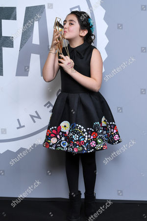 Stock Image of Avin Manshadi - Supporting Actress, 'Under The Shadow'