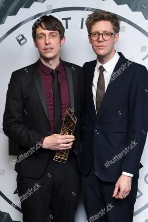 Editorial image of British Independent Film Awards, Press Room, Old Billingsgate, London, UK - 04 Dec 2016