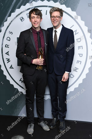 James Spinney and Peter Middleton - Best British Documentary, 'Notes on Blindness'