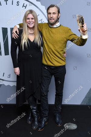 Jennifer Ericsson and Rene Pannevis - Best British Short, 'Jacked'