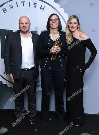 Clare Binns - Special Jury Prize with Mark Herbert and Edith Bowman