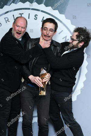 Anthony McPartlin Timpson and Jim Hosking - Discovery Award, 'The Greasy Strangler'