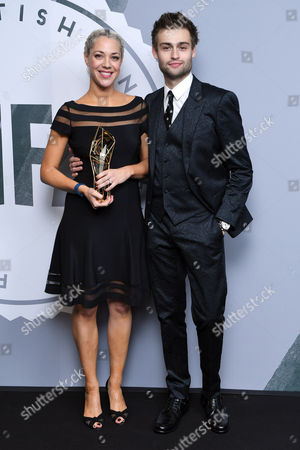 Stock Picture of Camille Gatin - Breakthrough Producer, 'The Girl With All The Gifts' and Douglas Booth