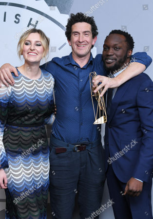 Robbie Ryan - Outstanding Achievement in Craft, 'Notes on Blindness' with Laura Carmichael and Arnold Oceng