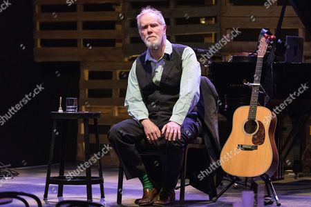 Editorial picture of Loudon Wainwright performing at The Wallis Annenberg Center for the Performing Arts, Los Angeles, USA - 03 Dec 2016