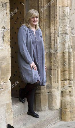 Stock Photo of Vanora Bennett.