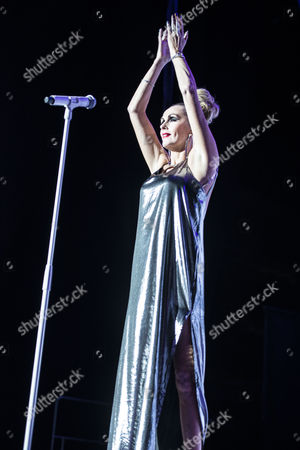 Stock Image of Human League - Susan Ann Sulley