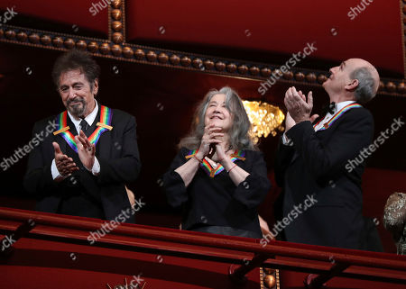 Editorial picture of Obama Kennedy Center Honors, Washington, USA - 04 Dec 2016