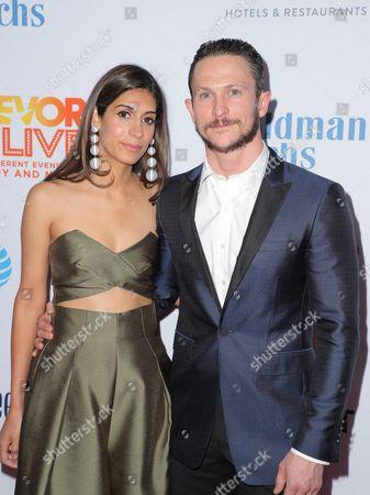 Editorial photo of revorLIVE fundraiser, Los Angeles, USA - 04 Dec 2016