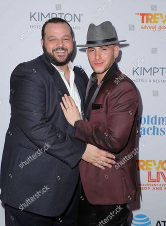 Daniel Franzese and Joseph Bradley