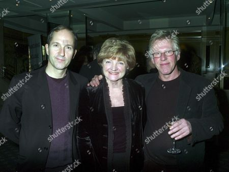 'Notes On A Scandal' Screening in Aid of Chicken Shed with Reception at the Washington Hotel Followed by Screening at the Curzon Mayfair Co-stars Michael Maloney Julia Mckenzie and Phil Davis