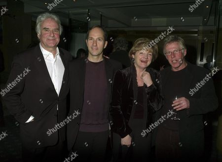 'Notes On A Scandal' Screening in Aid of Chicken Shed with Reception at the Washington Hotel Followed by Screening at the Curzon Mayfair the Director Sir Richard Eyre with Co-stars Michael Maloney Julia Mckenzie & Phil Davis