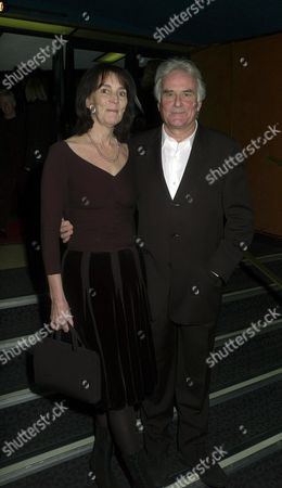 'Notes On A Scandal' Screening in Aid of Chicken Shed with Reception at the Washington Hotel Followed by Screening at the Curzon Mayfair the Director Sir Richard Eyre with His Wife Sue Birtwistle