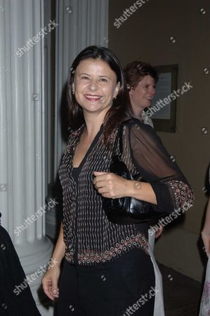 The Uk Charity Premiere of 'Pride and Prejudice' Party at the Banqueting House Whitehall London Tracy Ullman