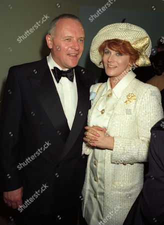 Sir Anthony Hopkins with Ann-margret