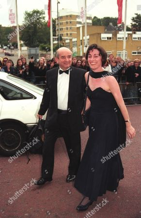 National Television Awards at the Wembley Conference Centre Ken Lennox with His First Wife