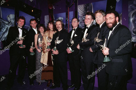 Editorial image of 1997 Evening Standard Film Awards at the Savoy - 01 Feb 1998