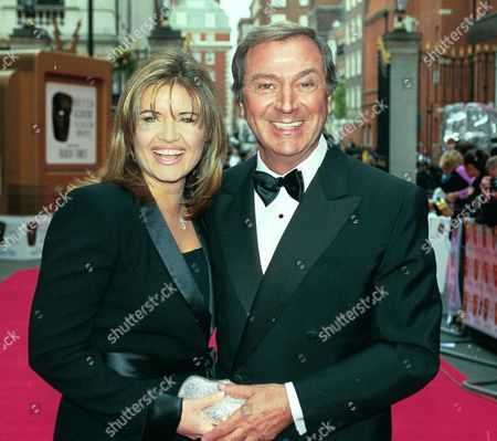 Des O'connor with His Partner Jodie Brooke Wilson