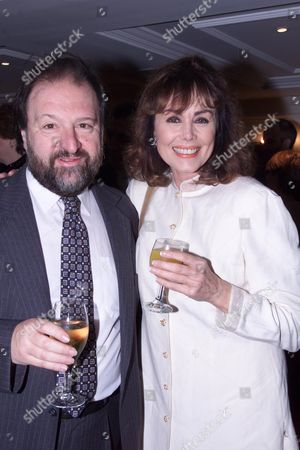 Evening Standard Drama Awards at the Savoy Hotel Duncan Weldon and Anne Sidney