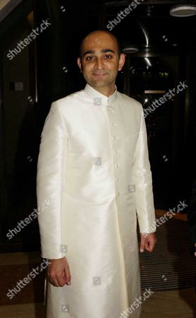 the 2007 Man Booker Prize at the Guildhall and Random House Afterparty at Soho House Mohsin Hamid
