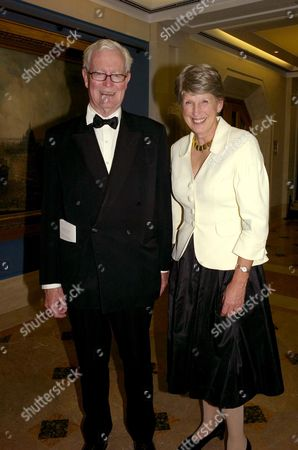 the 2007 Man Booker Prize at the Guildhall and Random House Afterparty at Soho House Duncan Heath with His Ex-wife Hilary