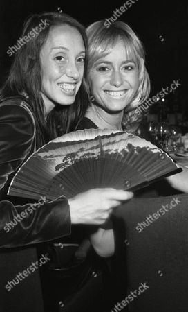 Premiere Afterparty For 'Chariots of Fire' at the Dorchester Hotel Shelley Duvall and Susan George