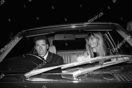 Annabel's Party Viscount David Linley and Susannah Constantine