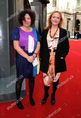 the Annual Royal Academy of Arts Launch Party For the 2008 Summer Exhibition Piccadilly Francesca Simon & Mirandra Richardson