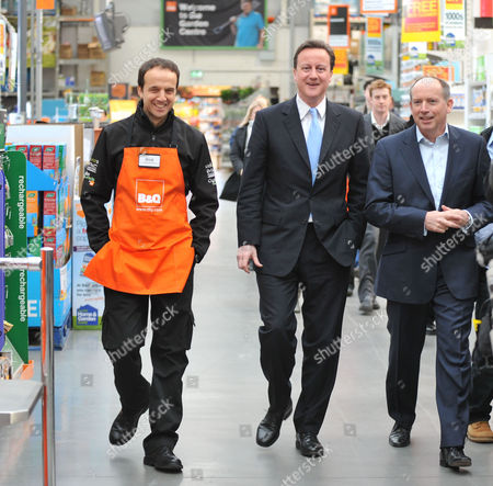 Editorial picture of B&q Store, Hayes in Middlesex - 01 Apr 2010