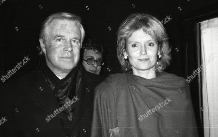 The 1987 British Academy Awards (baftas) George Peppard