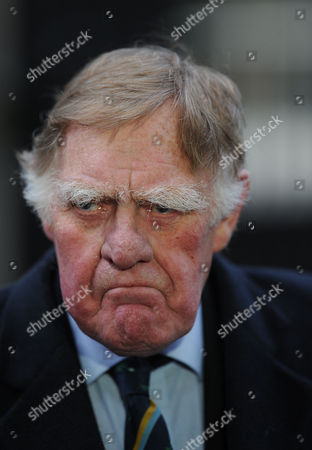 Baroness Thatcher at Number 10 Downing Street Westminster London to Unveil Her Portrait Sir Bernard Ingham