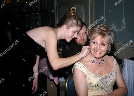 The Berkeley Dress Show and the London Season at the Dorchester Hotel in Aid of Friends of Bolivia Victoria Tryon & Angela Rippon