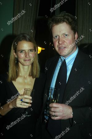 Charles Earl Spencer with His Wife Caroline Countess Spencer