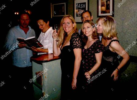Editorial picture of Book Launch Party For 'Fashion Babylon' by Imogen Edwards-jones at 43 South Molton - 19 Jul 2006