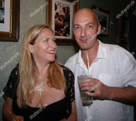 Book Launch Party For 'Fashion Babylon' at 43 South Molton Imogen Edward-jones with Pierre Condou