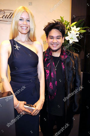 Editorial photo of Calleija Jewellers Opening Party at the Royal Arcade, Old Bond Street - 24 Jun 2008