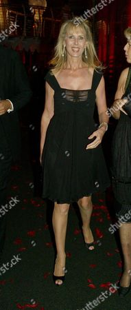 Cartier Party at the Natural History Museum to Celebrate the Opening of Their New Shop in Bond Street Susan Sangster