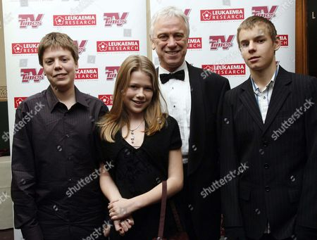 Christmas Carols with the Stars in Aid of Leukaemia Research at the Royal Albert Hall Michael Garner (casualty)