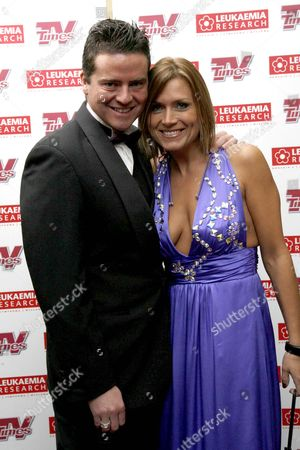 Editorial photo of Christmas Carols with the Stars in Aid of Leukaemia Research at the Royal Albert Hall - 29 Nov 2007