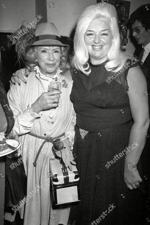 Diana Dors 50th Birthday Party at Sercys Diana Dors and Dorothy Squires