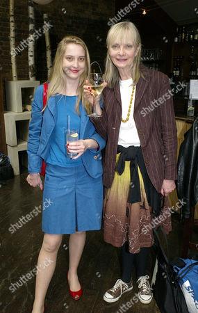 Exclusive Designer Couture Trunk Show at the Collection Brompton Road London Poppy & Jan De Villeneuve