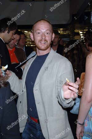 Editorial image of Gq Magazine Party - 21 Sep 2005