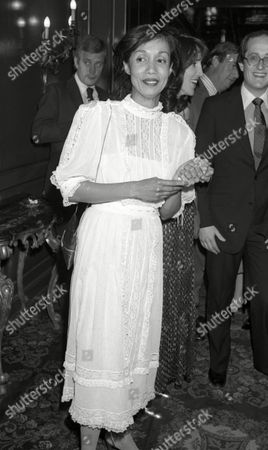 Stock Picture of Jewels Party at Les Ambassadeurs Lady Francis Russell