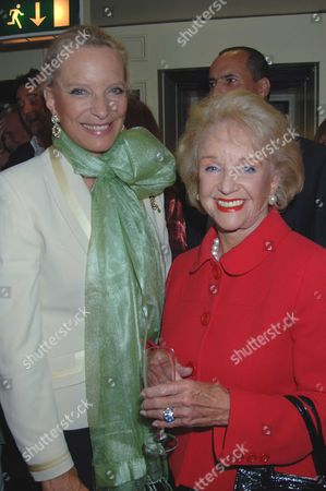 The 10th Anniversary Fundraising Gala For the Jermyn Street Theatre at the Criterion Theatre Princess Michael of Kent & Moira Lister
